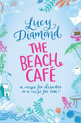 Book cover for The Beach Cafe